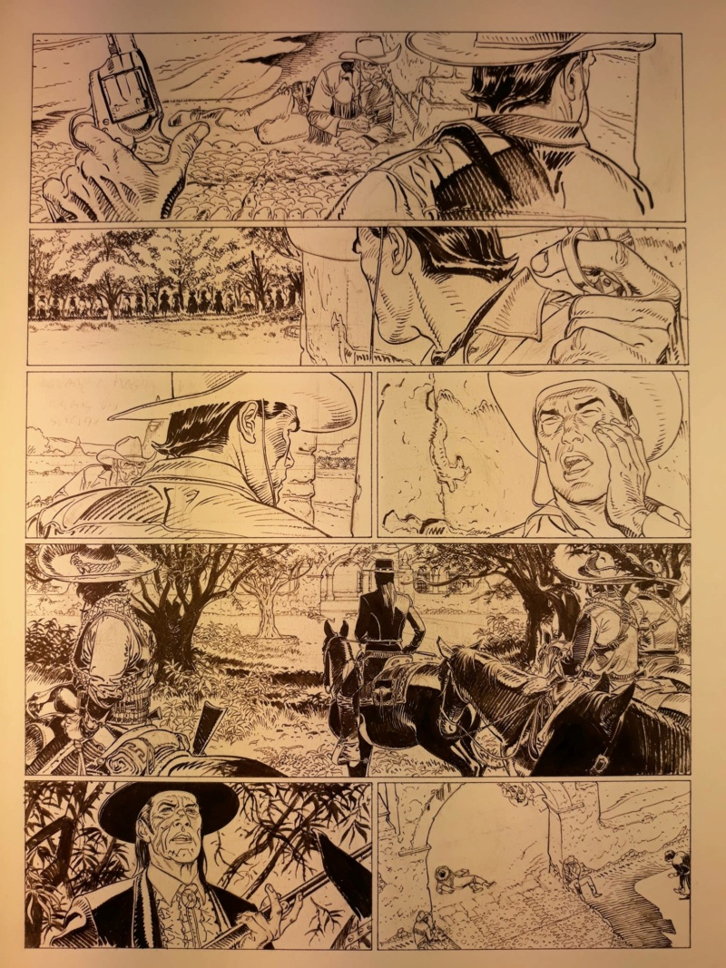 La frustata ( Tex d'Autore n.11) Milano11