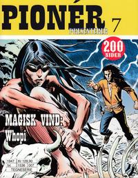 Uscite/pubblicazioni/copertine straniere di Zagor - Pagina 10 Pioner21