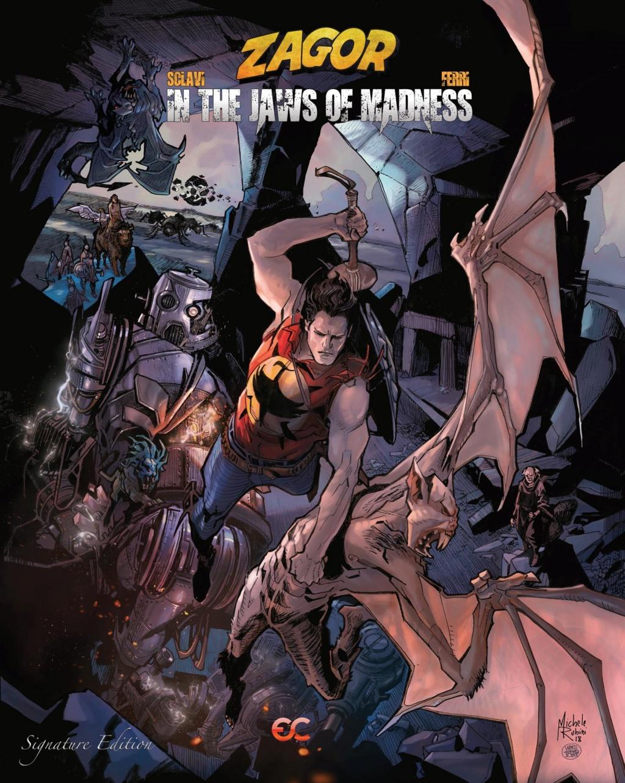 Zagor - edizione americana della Epicenter Comics - Pagina 27 Rubini10