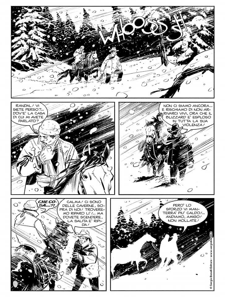 Fantasmi di Natale (Speciale Tex Willer n. 1) Stw1_011