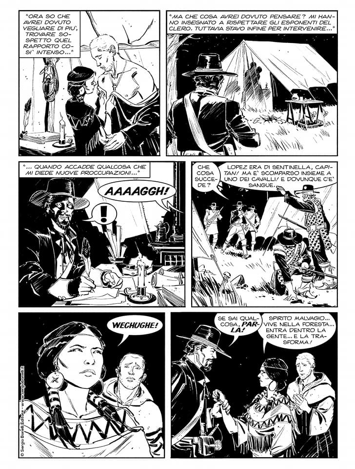 Fantasmi di Natale (Speciale Tex Willer n. 1) Stw1_013