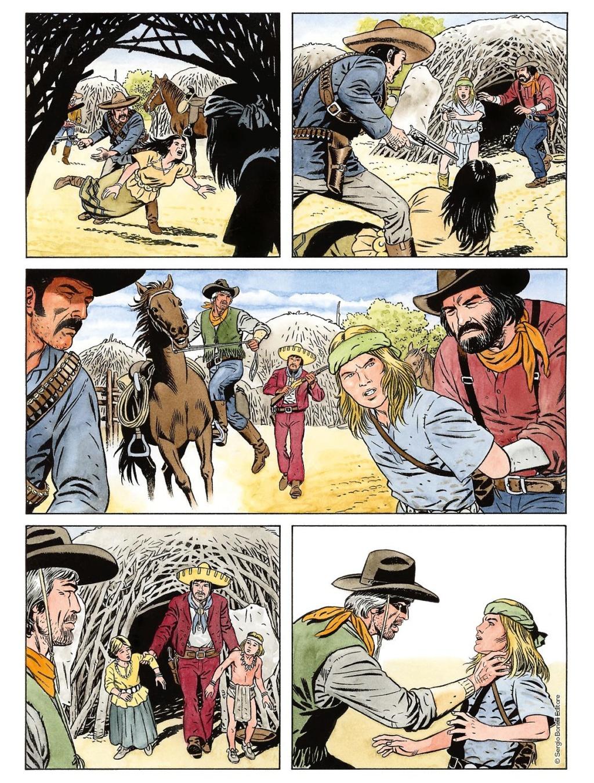 L'apache bianco e altre storie (Tex color n.14) Tex_co11