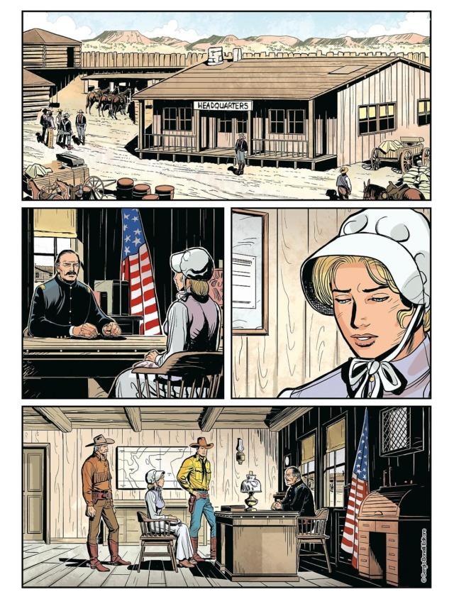 L'apache bianco e altre storie (Tex color n.14) Tex_co16