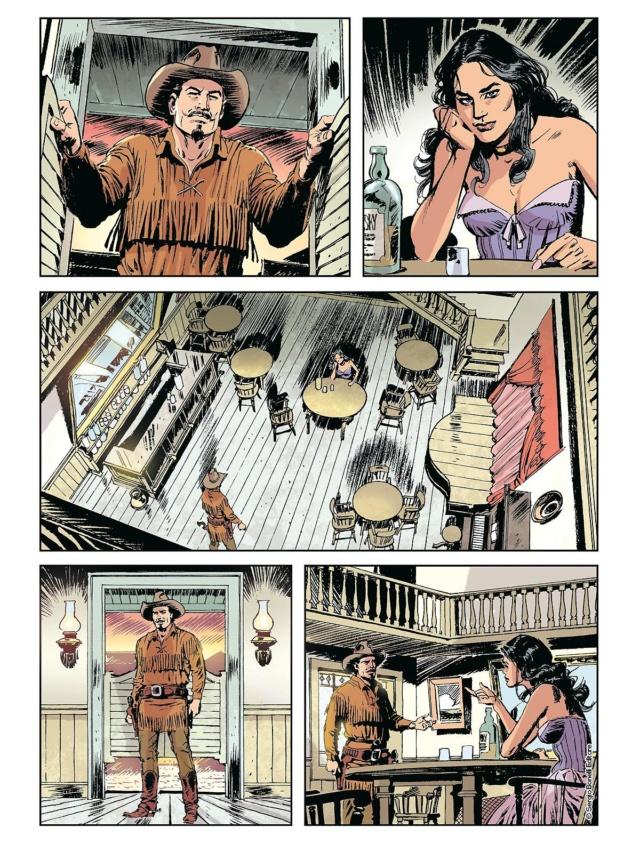 L'apache bianco e altre storie (Tex color n.14) Tex_co17