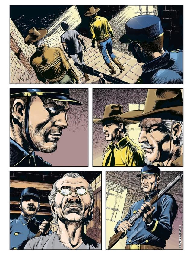 L'apache bianco e altre storie (Tex color n.14) Tex_co19