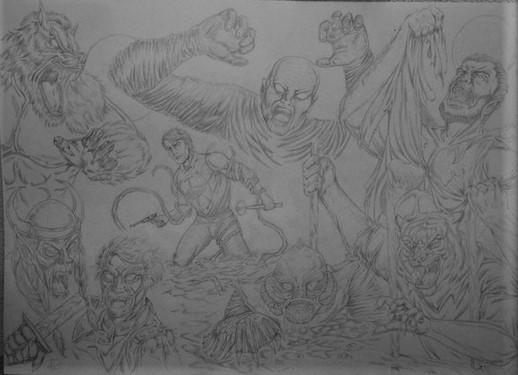 I nostri disegni personali - Pagina 15 Zagor_48