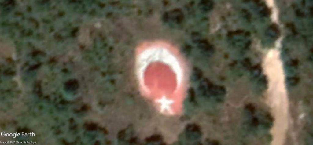 [Turquie] Un rond orné d'une étoile 0113