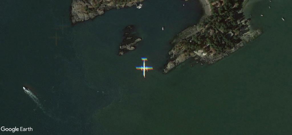Les avions en plein vol vus sous google earth - Page 2 226
