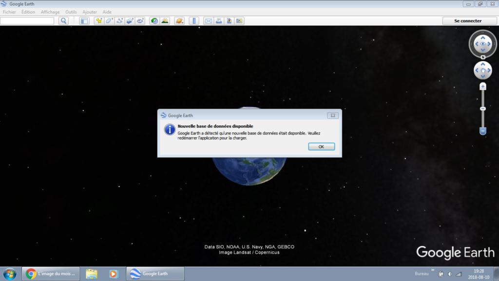 [résolu] Bande image disponible pour Google Earth Captur12