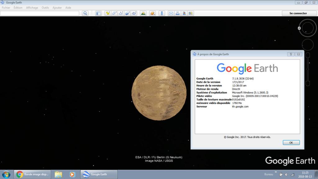 [résolu] Bande image disponible pour Google Earth Captur13