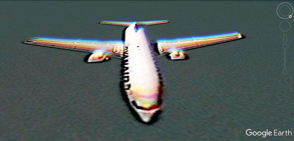 Les avions en phase d'atterrissage aperçus sur Google Earth - Page 3 Mm10