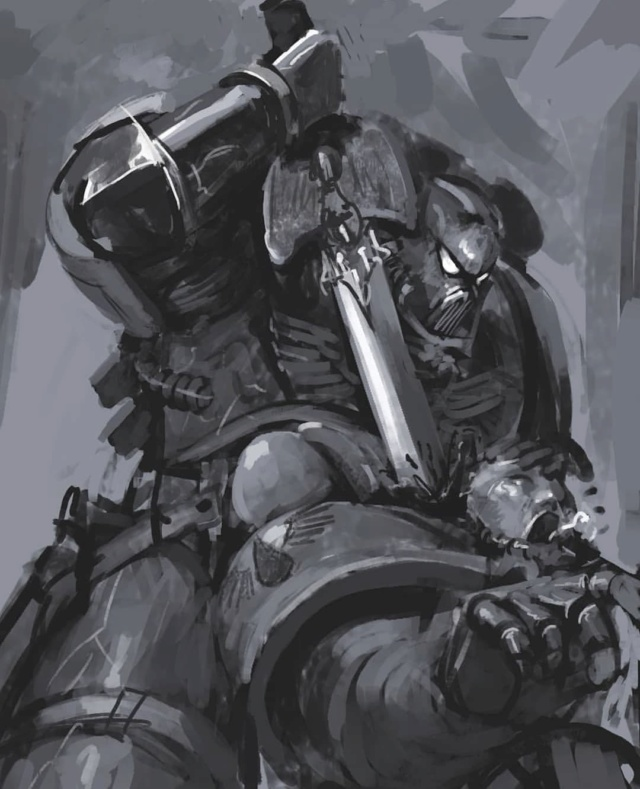 [W40K] Collection d'images : Space Marines du Chaos - Page 12 42253310