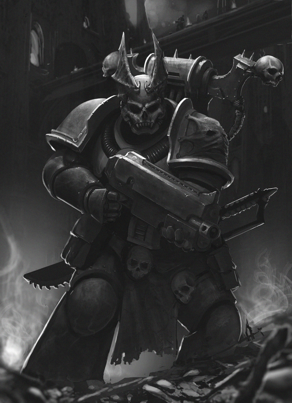 [W40K] Collection d'images : Space Marines du Chaos - Page 13 6c540010