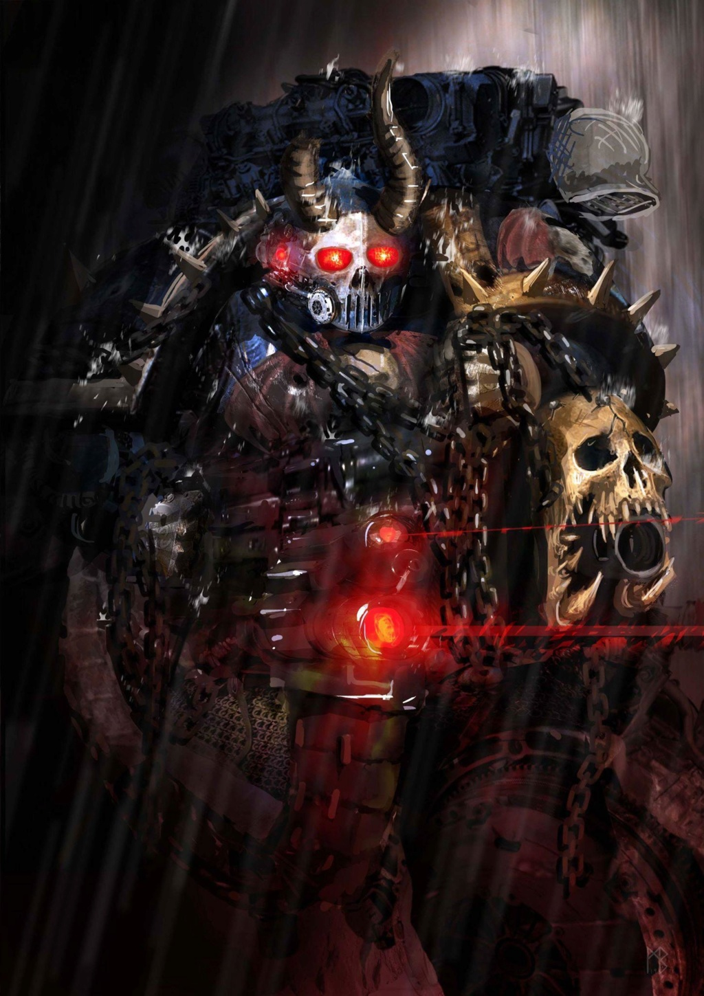 [W40K] Collection d'images : Space Marines du Chaos - Page 13 Mercut10