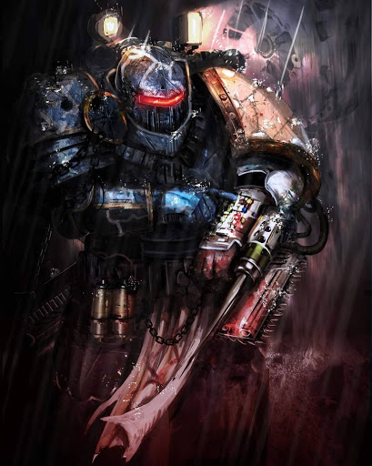 [W40K] Collection d'images : Space Marines du Chaos - Page 13 Variel10