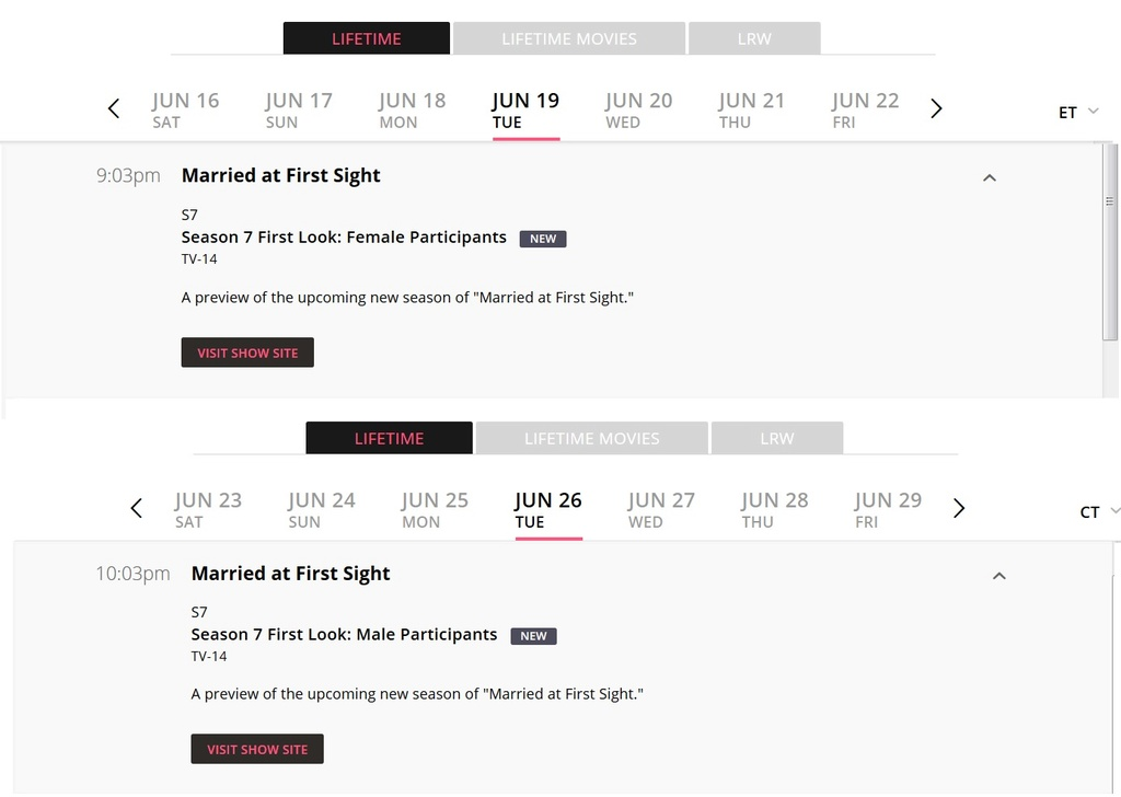 MarriedAtFirstSight - MAFS - Season 7 - SM Media - *Sleuthing Spoilers* Mafsda10