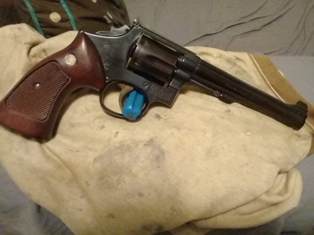 Smith wesson model 14-4 20190310