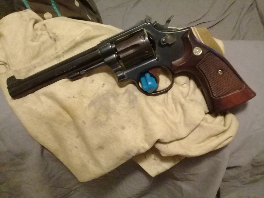 Smith wesson model 14-4 20190311