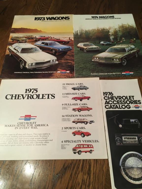 Dealer brochures for sale 37fcea10