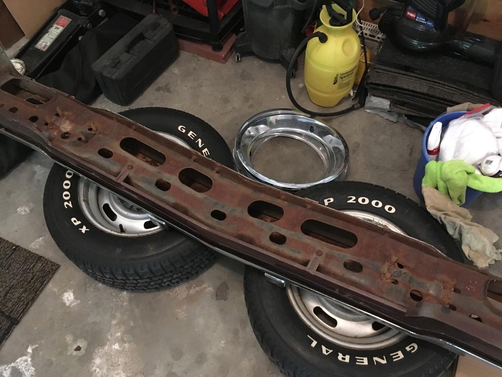 Front bumper question  67d06910