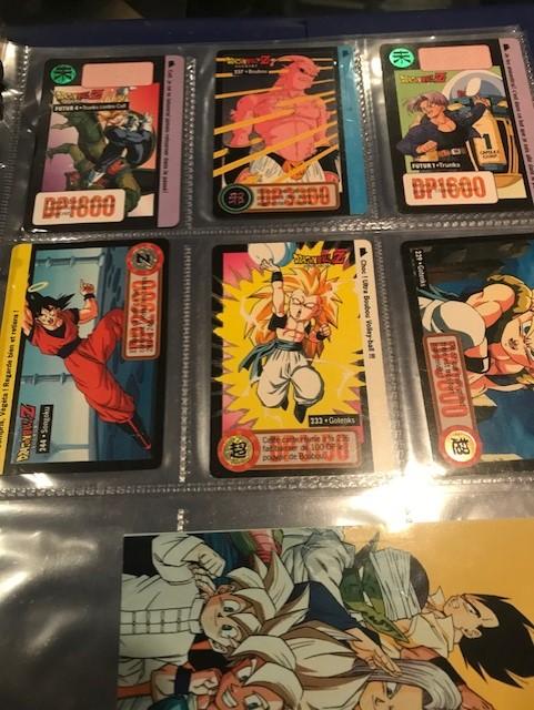 [RECH] Cartes DBZ, album Crados 2, Panini, Cosmix, Dragonautes, LD Anime, Magazines. - Page 7 Carte_12