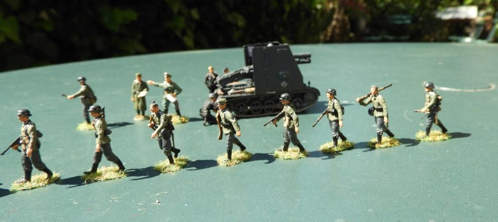 Deutsche Infanterie in Frankreich, 1/72 1010