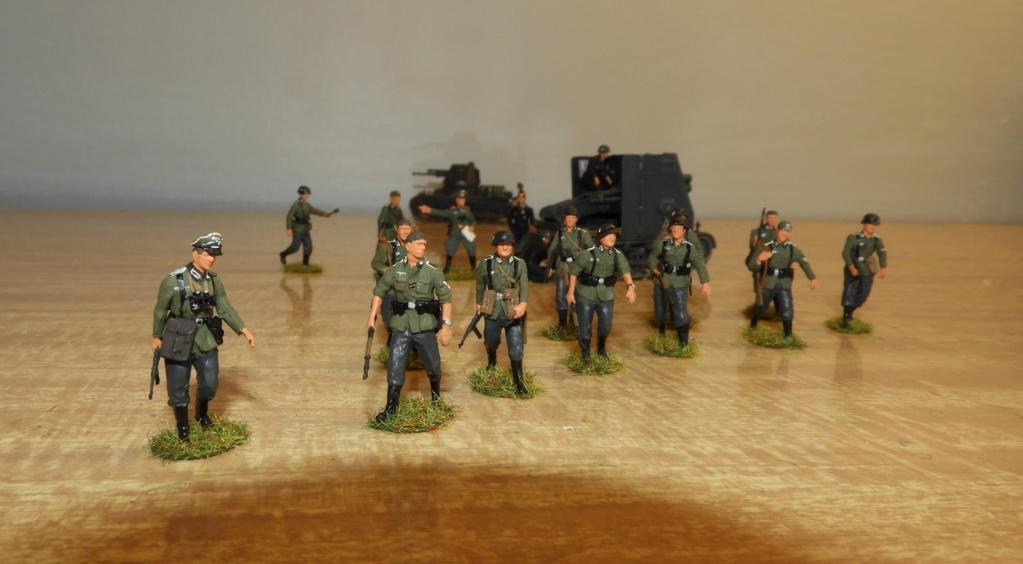 Deutsche Infanterie in Frankreich, 1/72 110