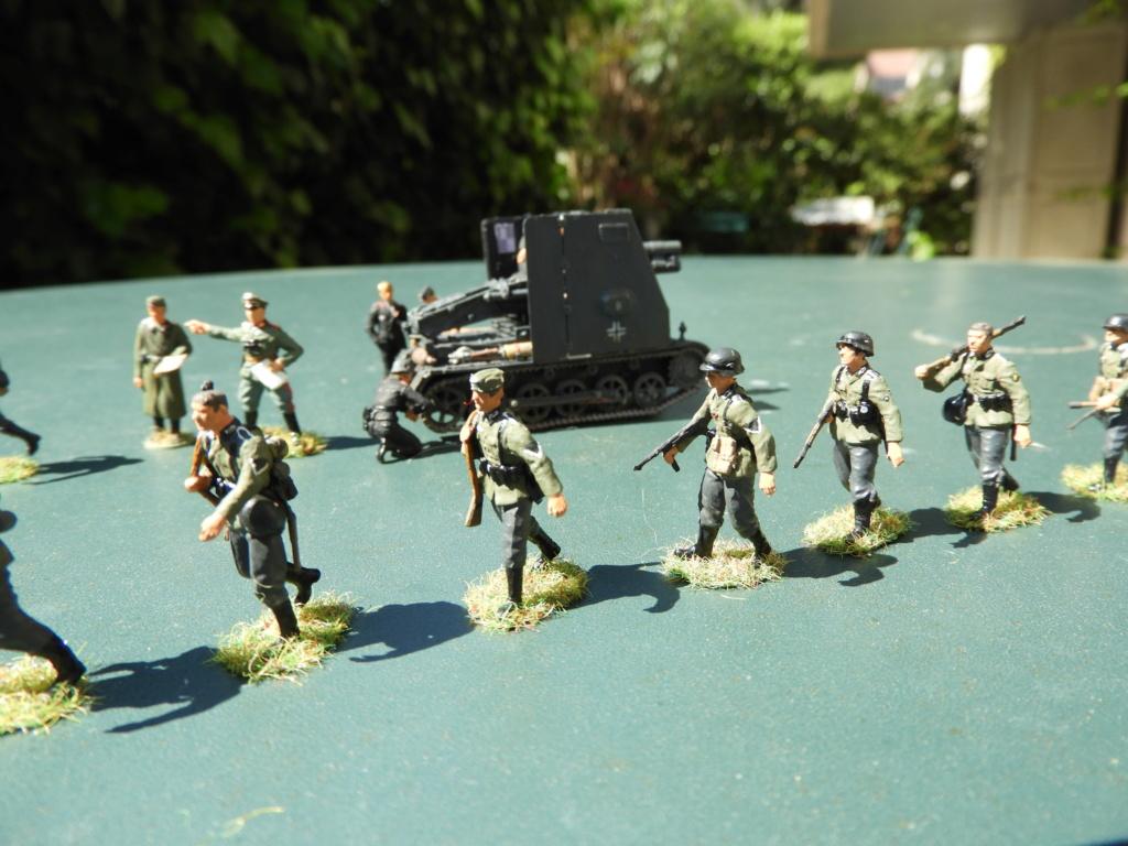 Deutsche Infanterie in Frankreich, 1/72 1110