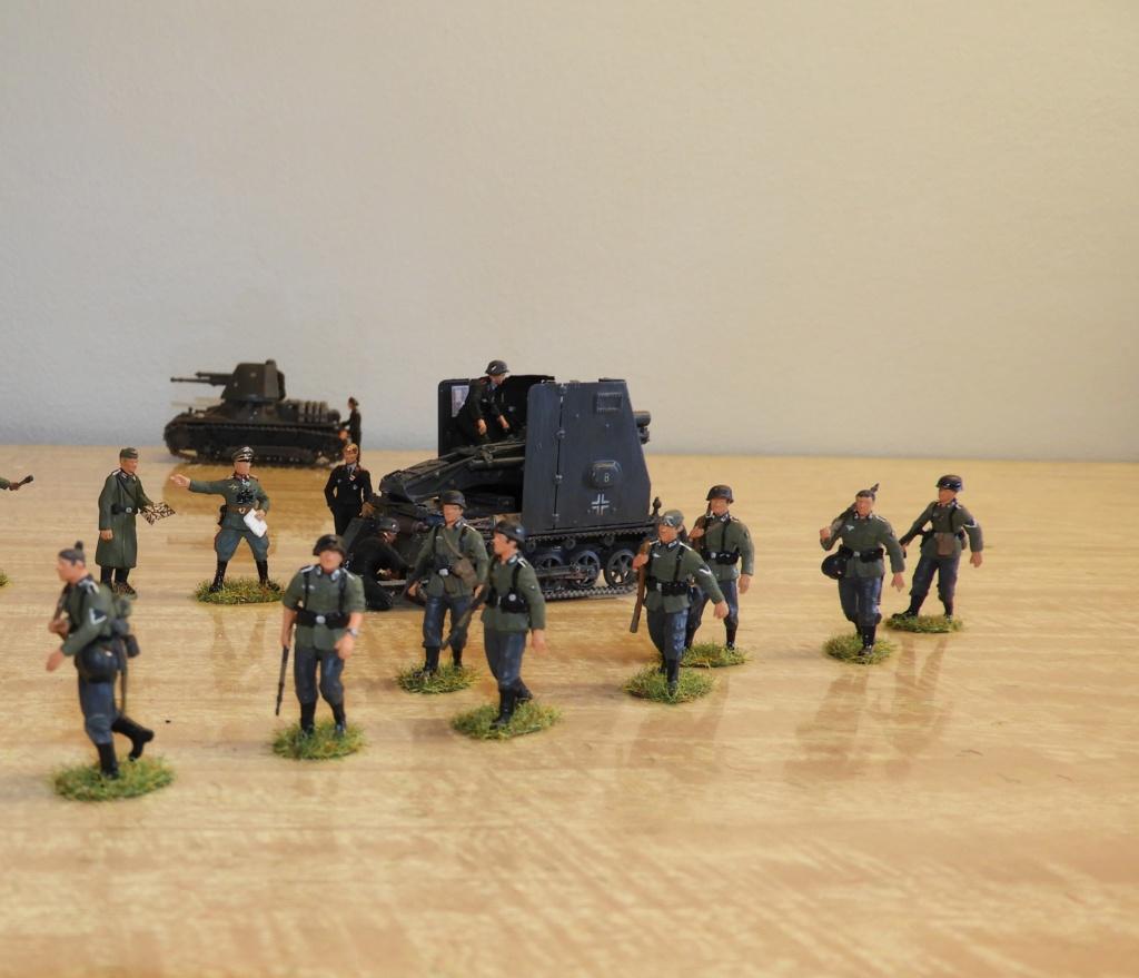 Deutsche Infanterie in Frankreich, 1/72 210