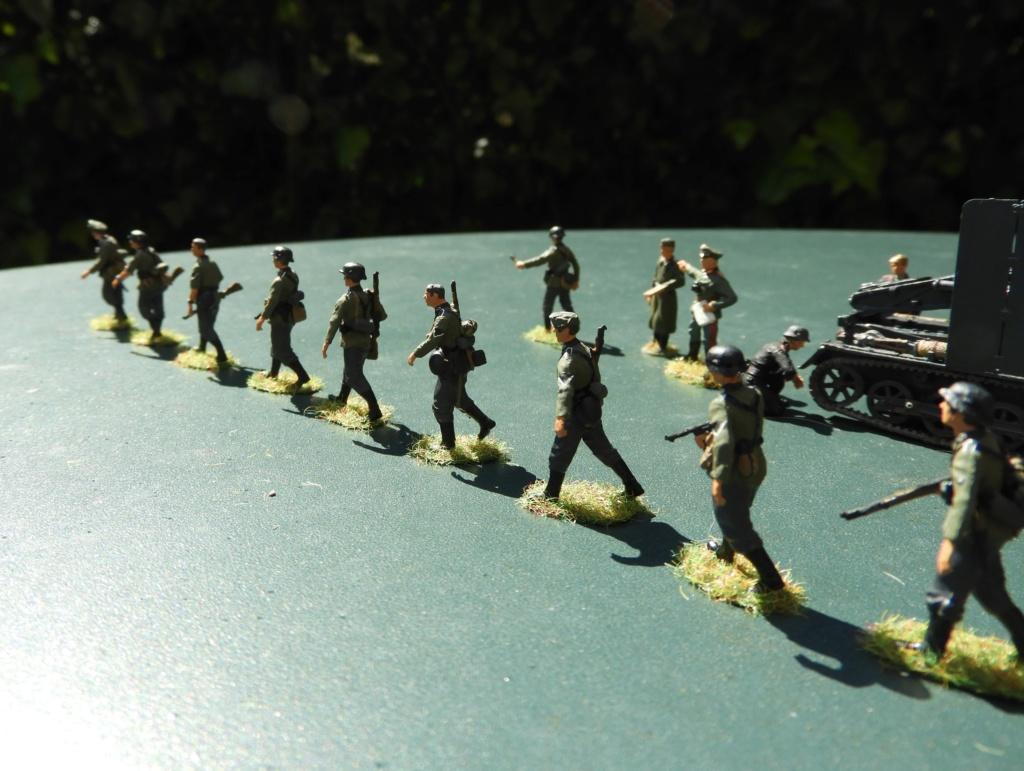 Deutsche Infanterie in Frankreich, 1/72 711