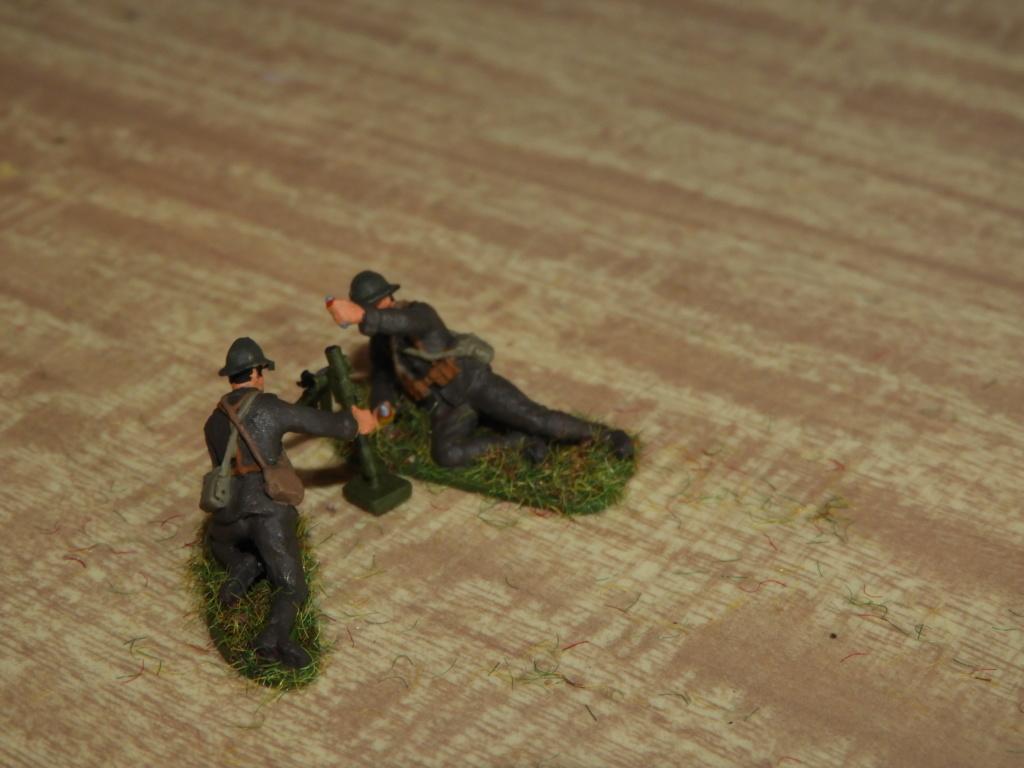 Artilleurs et servants de mortiers au 1/72 Dscn1419