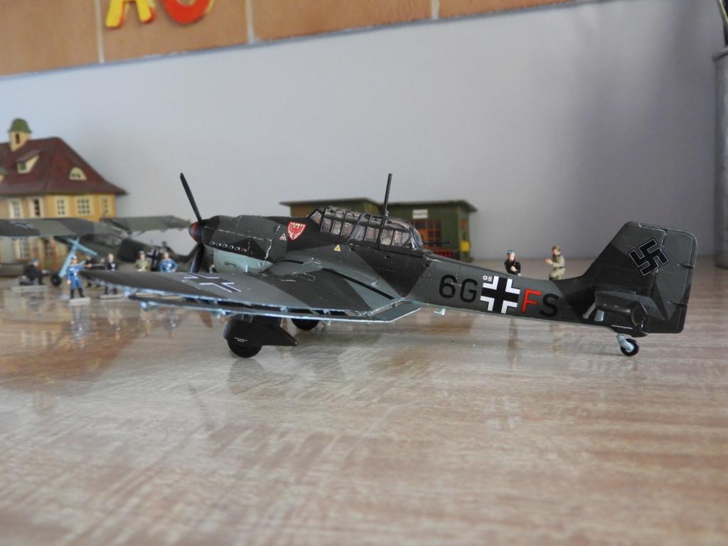 Stuka StG51, Campagne de France, 1/72 Dscn1636