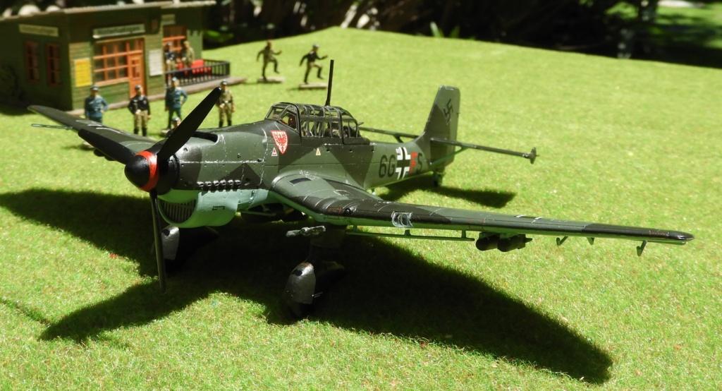 Stuka StG51, Campagne de France, 1/72 Dscn1638