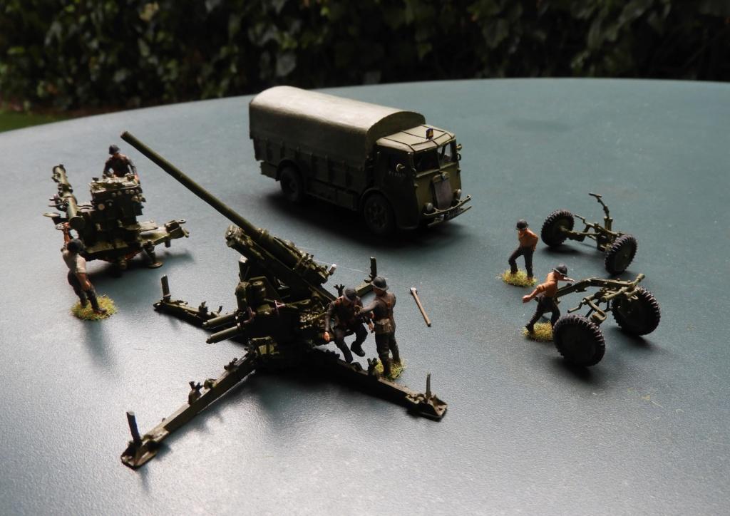 Canon de 75 CA, PC de tir et tracteur Berliet GDLS au 1/72 Dscn1644