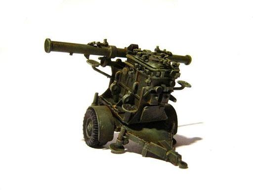Remorque Poste central de tir Mle 32 pour batterie de 75 CA Remorq10