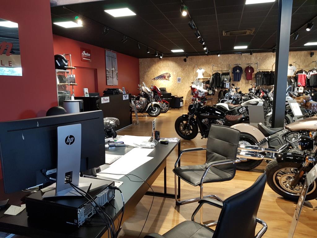 Indian Nantes - ORVAULT village motos 20180663