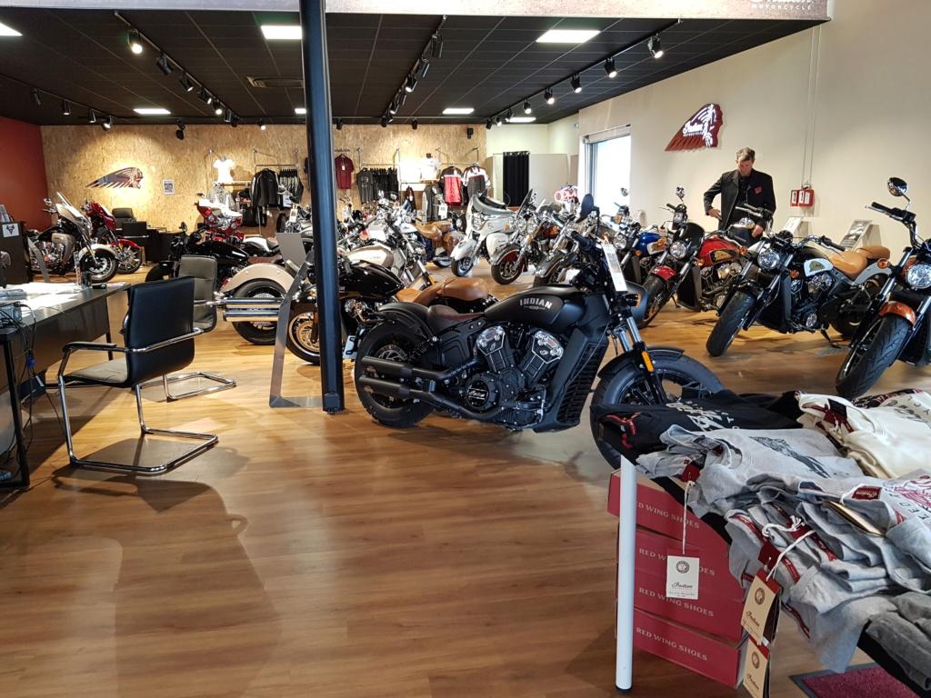 Indian Nantes - ORVAULT village motos 20180664