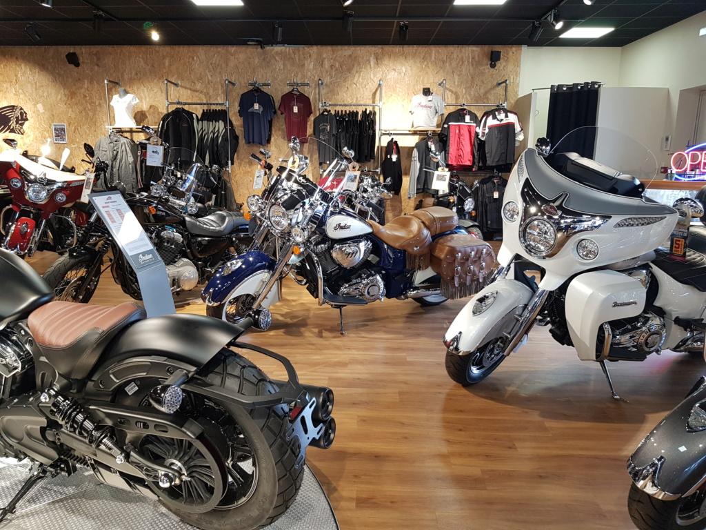 Indian Nantes - ORVAULT village motos 20180665