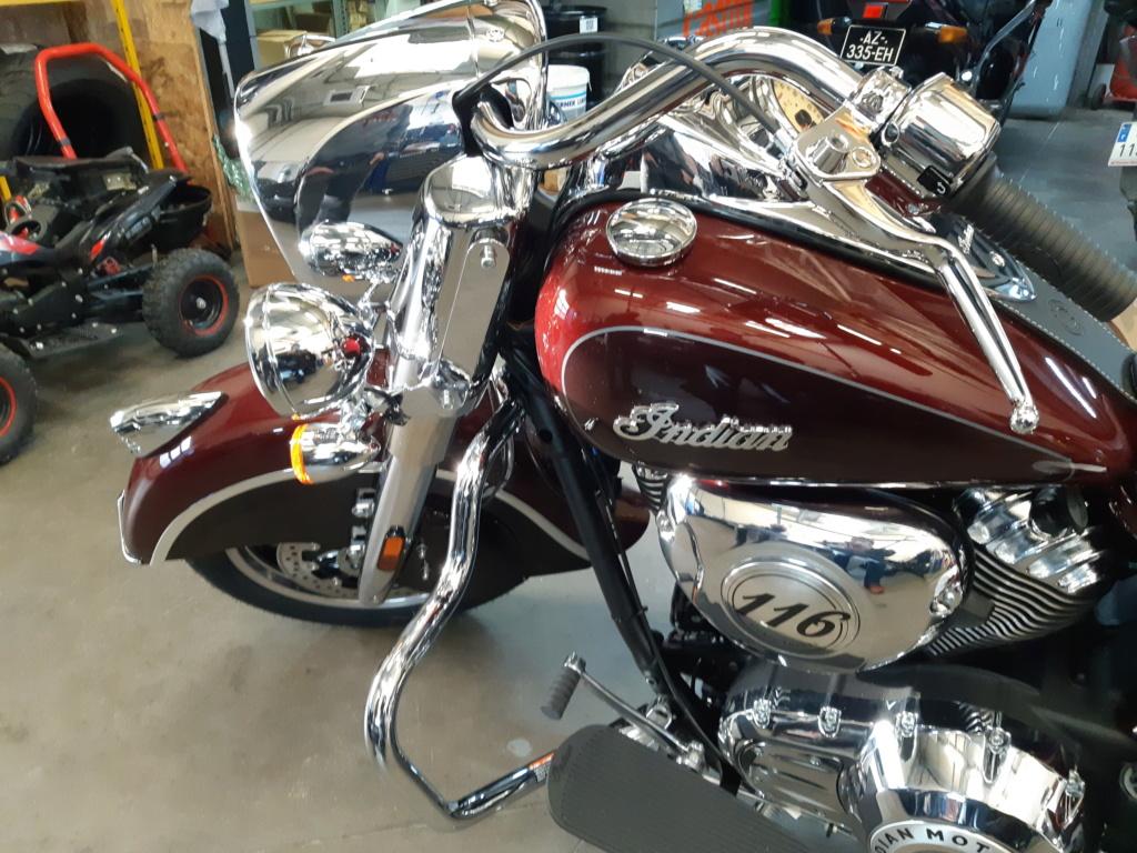 Indian Nantes - ORVAULT village motos 20210112