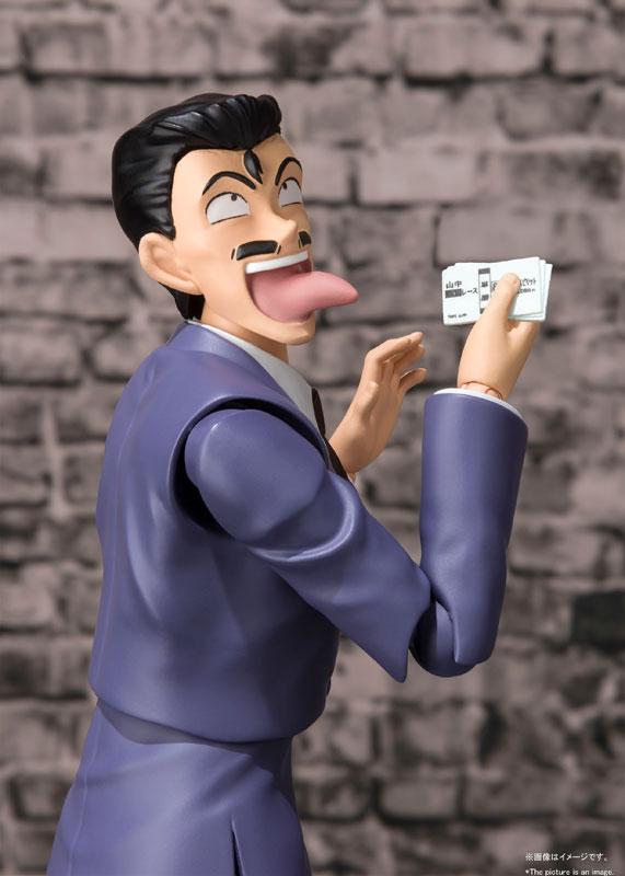 S.H. Figuarts Detective Conan - Kogorou Mori  15674013
