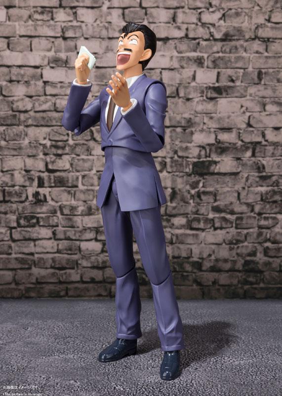 S.H. Figuarts Detective Conan - Kogorou Mori  15674014