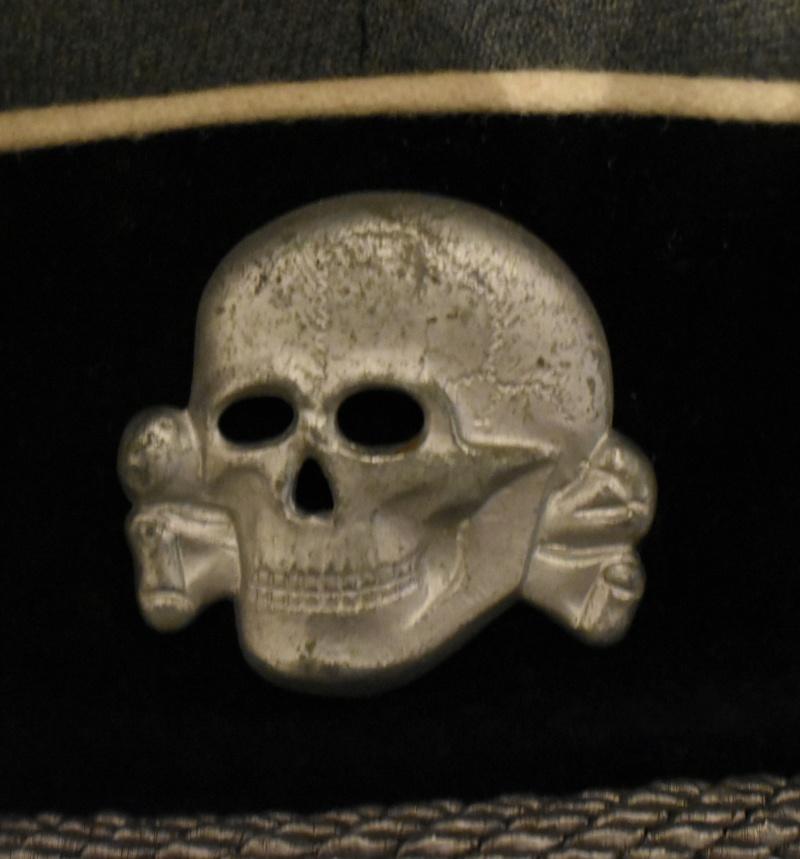 Casquette Officier SS _dsc0110