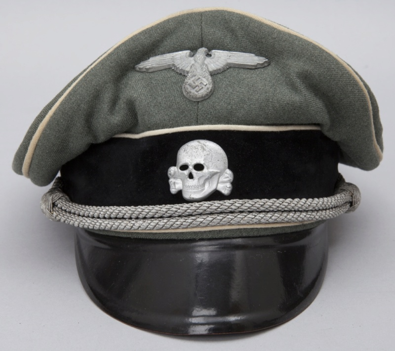 Casquette Officier SS K2102219