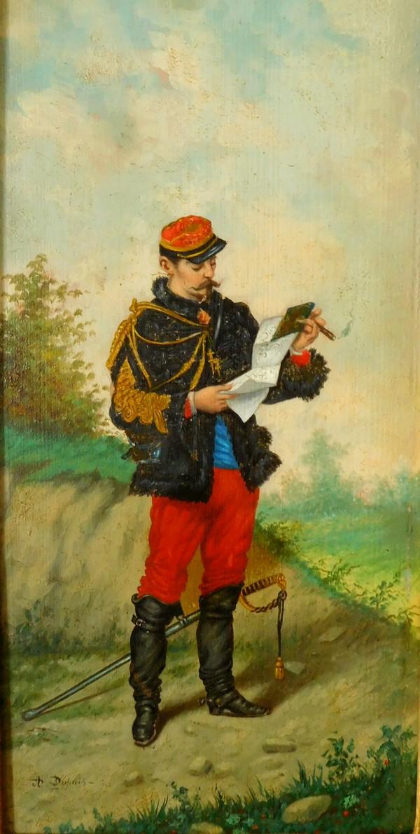 Sabre fantaisie d'officier d'Etat-Major, mle 1855 Offici10