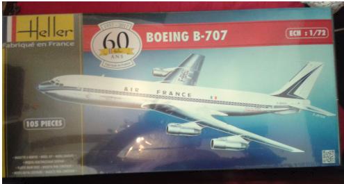 Boeing 707 1/125e 2019-010