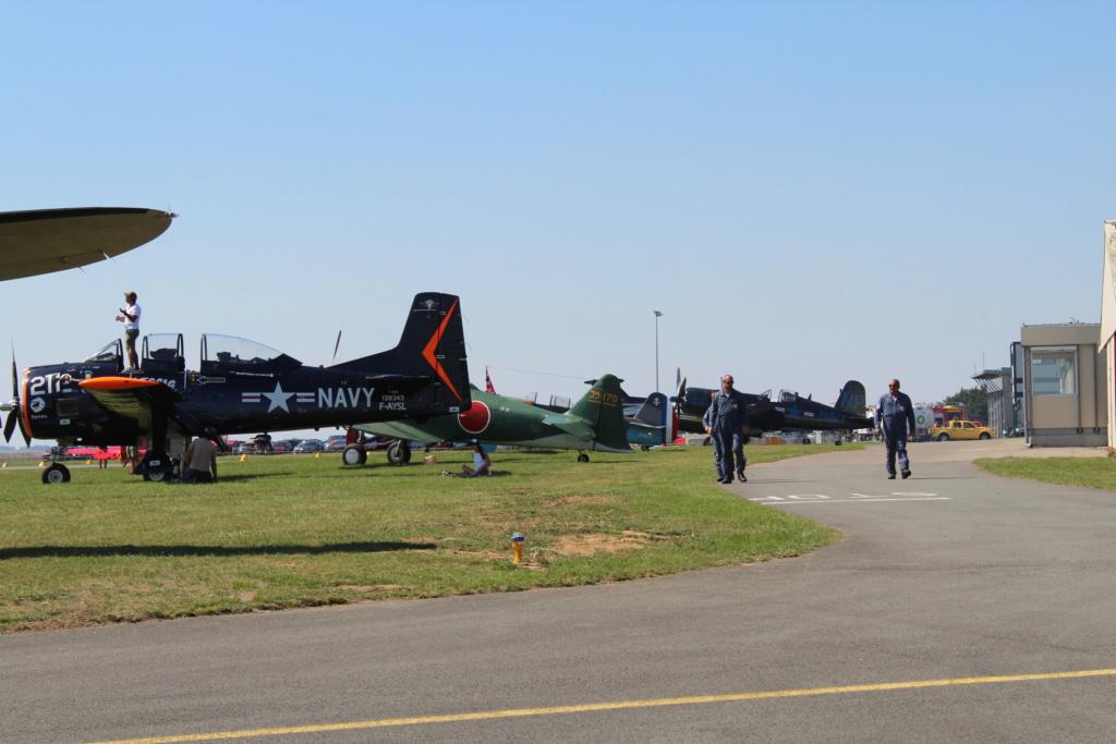 """MEETING AERIEN Aérodrome """"ALBERT (LFAQ)"""" dans la SOMME le 25/08/2019 2019-317"""