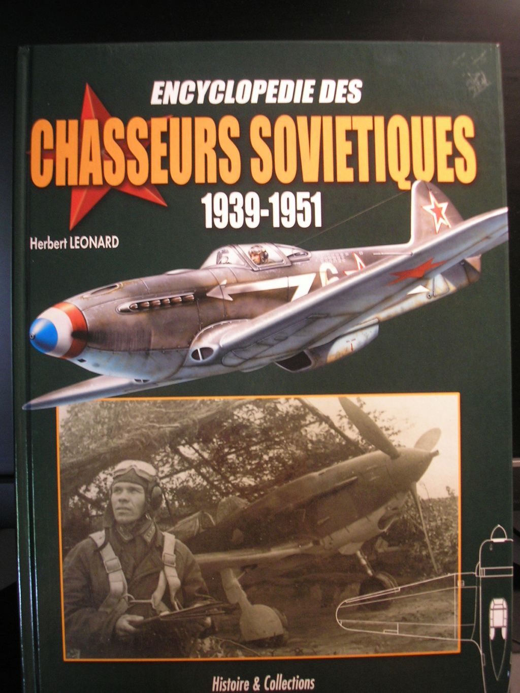 LES CHASSEURS YAKOVLEV Aéro-Journal HSn°29  Chasse11