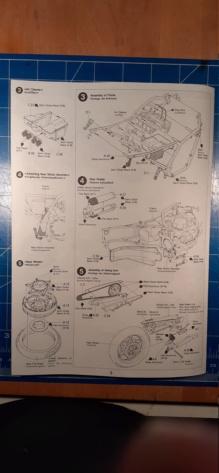 [TAMIYA] HONDA CBR 400F Endurance  1/12ème Réf 14039 Honda_16