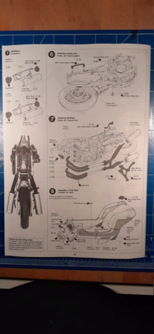 [TAMIYA] HONDA CBR 400F Endurance 1/12ème Réf 14039 Honda_20