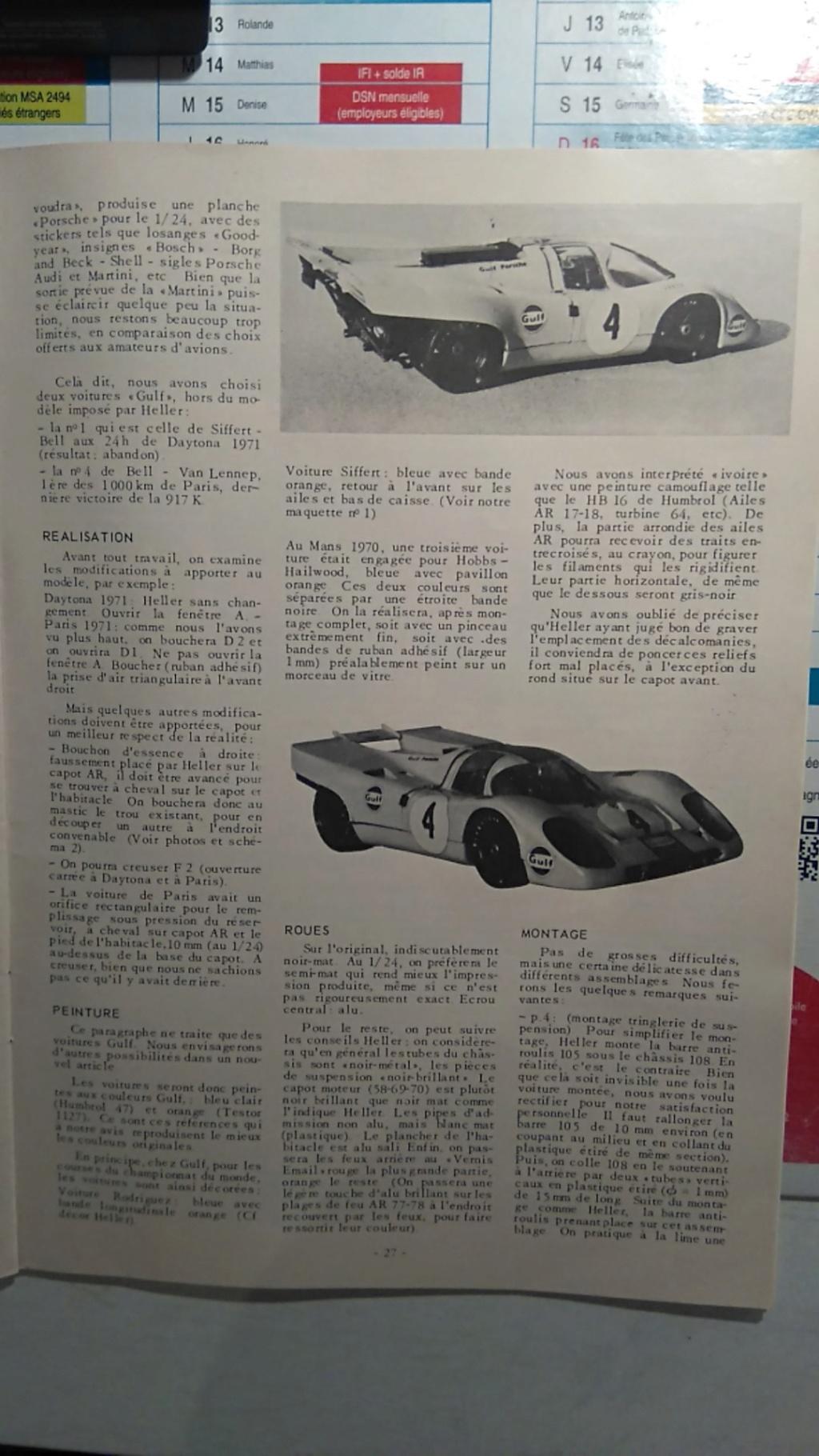 Achats de Bruno - Page 7 Porsch21